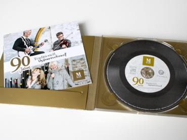 MÄRZ AUDIO CD