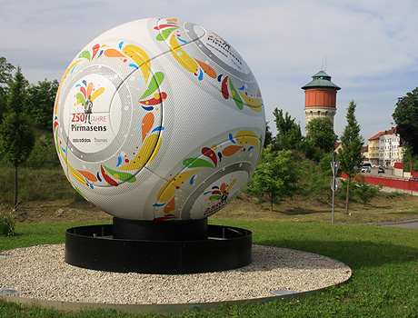Giant Ball Pirmasens