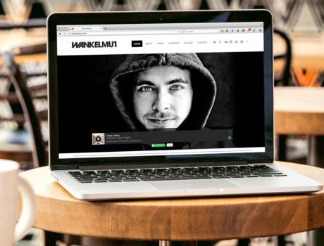 Wankelmut webpage