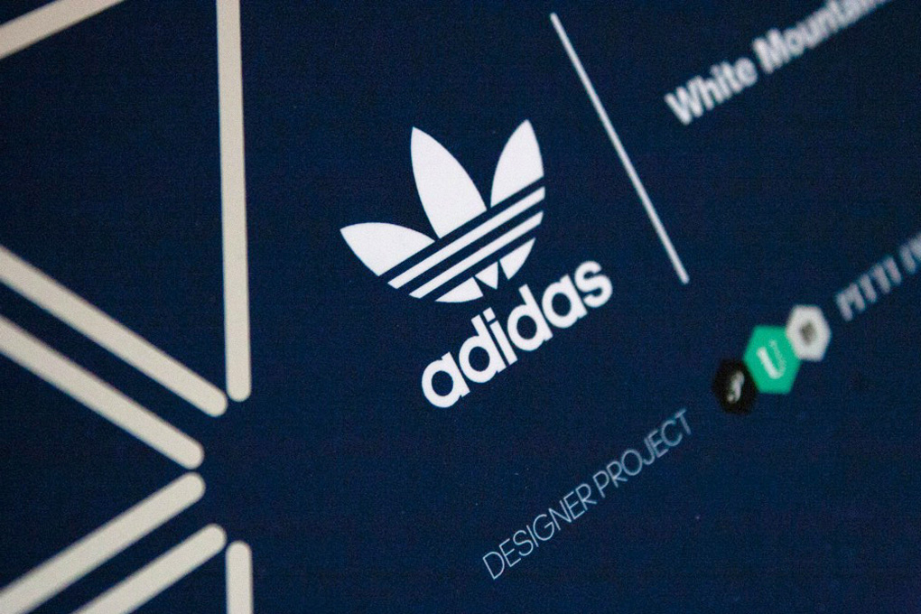 81411f1fb70c Artwork   Production for adidas Originals x White Mountaineering Invitation  card for Fashionshow Jan 2016 in Florence Printing with silver Metallic on  600gr ...